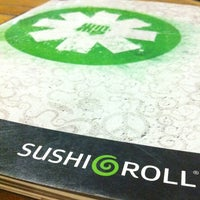 Photo taken at Sushi Roll by Grubas S. on 4/24/2012
