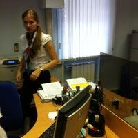 Photo taken at ВТБ24 by Smolik on 7/3/2012