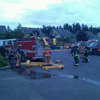 Photo taken at Orcas Island Fire Department St #21 by C.J. A. on 7/15/2011