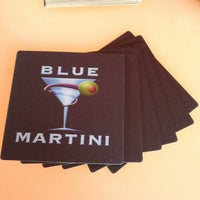 Photo taken at Blue Martini by Matthew H. on 10/29/2011