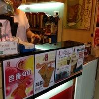 Photo taken at Gong Cha 貢茶 by Xanga K. on 7/25/2012