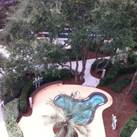 Photo taken at Marriott's Barony Beach Club by Jeanne on 2/10/2012