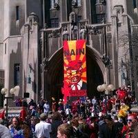 Photo taken at Masonic Temple by Sarah C. on 3/25/2012