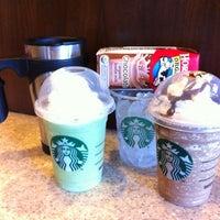 Photo taken at Starbucks by Ross B. on 7/16/2012