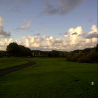 Photo taken at Benona Shores Golf Course by Eric S. on 9/8/2012