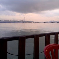Photo taken at Senibong Village Seafood by Rafiuddin R. on 7/16/2012