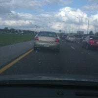 Photo taken at Interstate 4 by Lisa T. on 6/18/2012