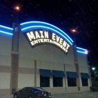 Photo taken at Main Event Entertainment by Steven N. on 6/12/2012