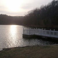 Photo taken at Barrett Park by Lindy S. on 3/3/2012