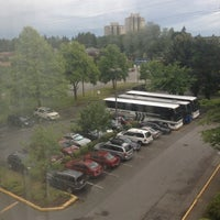Photo taken at Travelodge Hotel Vancouver Airport by Tim W. on 6/8/2012