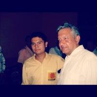 Photo taken at Radio Tecampana 107.3FM by Homero T. on 4/28/2012