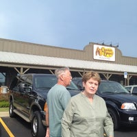 Photo taken at Cracker Barrel Old Country Store by Brad W. on 7/26/2012