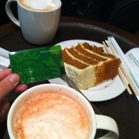 Photo taken at Starbucks by Sorokin D. on 5/26/2012