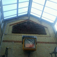 Photo taken at Faversham Railway Station (FAV) by Suzi on 3/19/2012