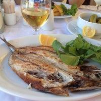 Photo taken at Lido Restaurant by Serpil on 9/8/2012