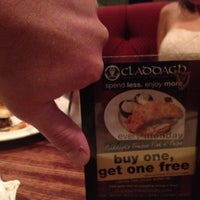 Photo taken at Claddagh Irish Pub by Michelle B. on 8/11/2012