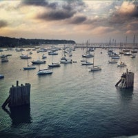 Photo taken at Vineyard Haven Harbor by Katie O. on 7/27/2012