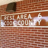 Photo taken at Rest Area 6 by Shane S. on 4/27/2012