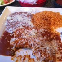 Photo taken at El Tapatio Mexican by Matt H. on 8/15/2012