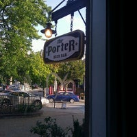 Photo taken at The Porter Beer Bar by Jay B. on 7/26/2012