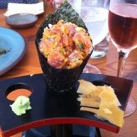 Photo taken at Sushi Leblon by 👸 Michele T. on 9/8/2012