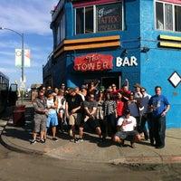Photo taken at Tower Bar by Jenn C. on 3/10/2012