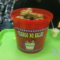 Photo taken at Frango no Balde by Carla S. on 5/31/2012