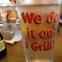 Photo taken at bd's Mongolian Grill by Sam on 7/22/2012