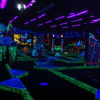 Photo taken at Monster Mini Golf by Patrick G. on 5/9/2012