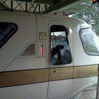 Photo taken at Monorail Gold by CJ H. on 6/5/2012