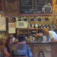 Photo taken at Black Dog Cafe by M Kay K. on 7/31/2012