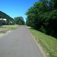 Photo taken at Vestal Rail Trail by Sheryl G. on 6/26/2012