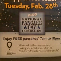 Photo taken at IHOP by Tammy N. on 2/28/2012