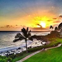 Photo taken at Sheraton Kauai Resort by Alf B. on 4/1/2013