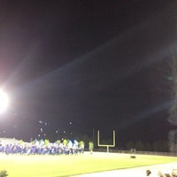 Photo taken at South Lake High School by Matt W. on 6/1/2013