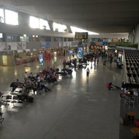 Photo taken at Aeropuerto Internacional Alfonso Bonilla Aragón (CLO) by Juan Alejandro L. on 7/22/2013