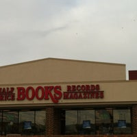 Photo taken at Half Price Books by Toast M. on 12/11/2012