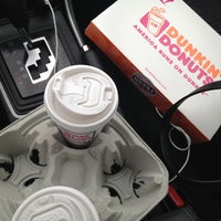 Photo taken at Dunkin Donuts by April D. on 5/11/2013