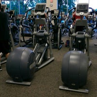 Photo taken at LA Fitness by Stephen on 10/8/2015
