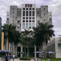 Photo taken at FIU - University Park Campus by Stephen on 7/19/2013