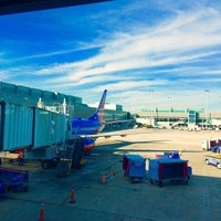 Photo taken at Southwest Airlines Flight 2317 by Joseph D. on 2/14/2015
