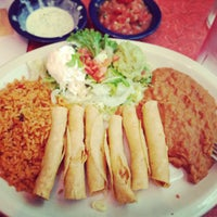 Photo taken at Chuy's by Maria on 2/21/2013
