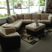 Photo taken at Rooms To Go Furniture Store by Anthony G. on 5/7/2013