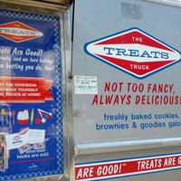 Photo taken at The Treats Truck by Stark on 9/30/2012