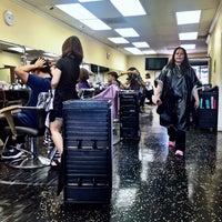 Photo taken at Nice Hair Salon by Nessie on 7/9/2016