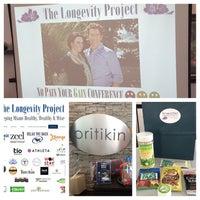 Photo taken at The Pritikin Longevity Center + Spa by Eleanor(wokstar) H. on 3/22/2015