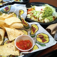 Photo taken at Moe's Southwest Grill by Megan T. on 5/13/2014