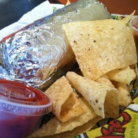 Photo taken at Moe's Southwest Grill by Megan T. on 6/23/2014