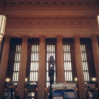 Photo taken at 30th Street Station (ZFV) by Carlos H. on 3/8/2013