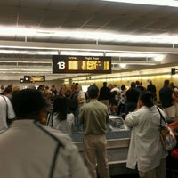 Photo taken at Orlando International Baggage Claim by Donald S. on 9/2/2011